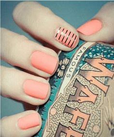 NAIL ART. TENDENCIAS 2016