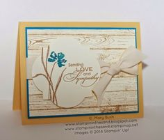 Stampin' in the Sand: Love & Sympathy for the Pals
