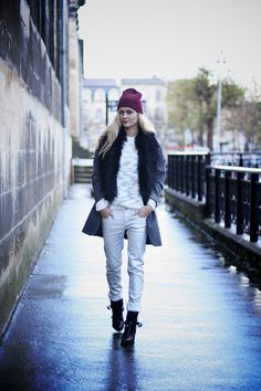 adenorah- Blog mode Bordeaux: JENNYFER TOTAL LOOK