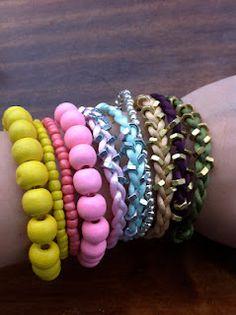Bracelets by MollyFB