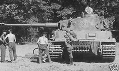 Tiger I #331 from s.Pz.Abt 503