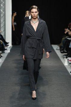 Madrid Fashion Week: Mónica Cordera otoño-invierno 2015/2016.