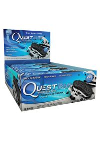 Questbar Cookies & Cream by Quest Nutrition