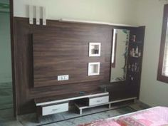 new lcd panel design collection 2019 Tv Cabinet Design, Tv Wall Design, Tv Unit Design, Door Design, Bed Design, Lcd Panel Design, Lcd Units, Tea Table Design, Modern Tv Wall Units