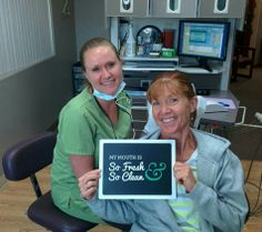 Congratulations to Dr. Oehler's daughter, Janelle! She is now a licensed hygienist in Utah!