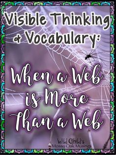 Need to expand your students' understanding of vocabulary? How about tackle tier 2 vocabulary words? This post is for you. It outlines a strategic visible thinking routine called Generate-Sort-Connect-Expand and how it can rock vocabulary instruction. Vocabulary Instruction, Vocabulary Words, Vocabulary Activities, Teacher Blogs, Teacher Resources, Secondary Resources, Esl Resources, Visible Thinking Routines, English Language Learners
