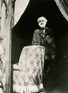 Giuseppe Verdi photo. #Verdi #Opera How many pictures of Verdi around?