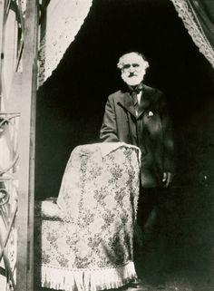 Giuseppe Verdi photo. #Verdi #Opera   How many pictures of Verdi around?