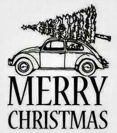 VW Merry Christmas