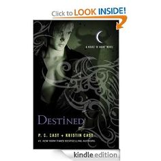 Destined (House of Night) (Kindle Edition)    this is the last one i need before i have all of the books!!!!!!