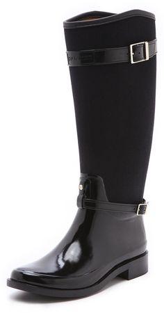 Hunter Chancery Rain Boots - Lyst