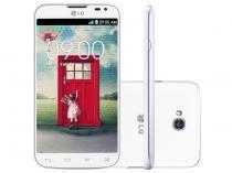 "Smartphone LG L70 Dual Chip 3G Android 4.4 - Câmera 8MP Tela 4.5"" Proc. Dual Core Wi-Fi A-GPS"