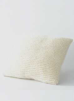 Superenkelt prosjekt for deg som vil lære å strikke. Dette får du til!