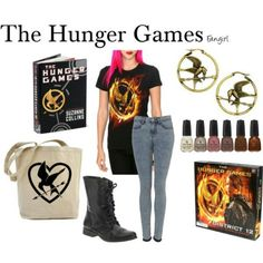 Hunger Games Fangirl