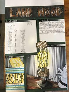 #lamp #craft  Crafts product design ssru