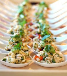 The Fresh Scoop: Creative Catering Ideas