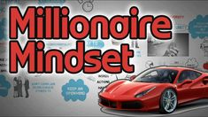 How to Have a Millionaire Mindset - Secrets of the Millionaire Mind Self Made Millionaire, Become A Millionaire, Investing Money, Saving Money, Never Stop Learning, Mind Tricks, How To Become Rich, Financial Tips