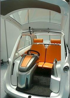Carro-bolha japonês revive sonho do sessentão Isetta - Ultimas Notícias - UOL Carros