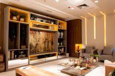 15 ambientes de Casa Cor onde a madeira é protagonista - Casa