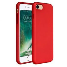 iPhone 8 Case Liquid Silicone, iPhone 7 Silicone Case Miracase Gel Rubber Full Body Protection Shockproof Cover Case Drop Protection for Apple iPhone iPhone (Red) Iphone 8 Plus, Iphone 6, Best Iphone, Iphone 8 Cases, Apple Iphone, Silicone Gel, Silicone Rubber, Silicone Phone Case, 6s Plus