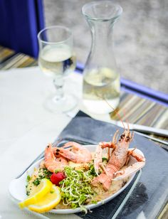 Seafood Cassoulet #France