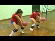 Методология тренировок волейбола в испании - YouTube