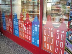 our canalhouses in the window Periodic Table, Diagram, Windows, Photos, Periodic Table Chart, Window, Ramen