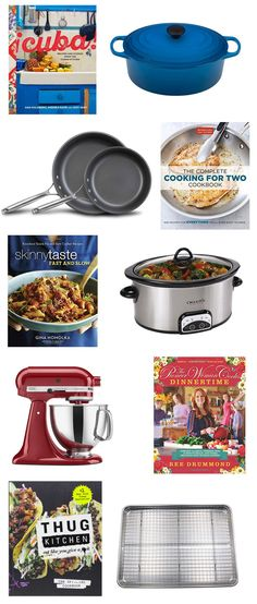 Ridgely Brode comes up with last minute gift ideas for the cook on her lifestyle blog Ridgely's Radar