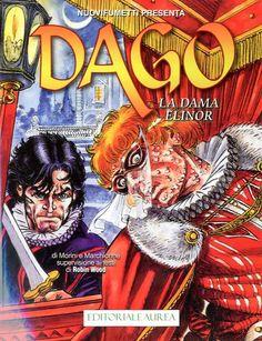 Fumetti EDITORIALE AUREA, Collana DAGO ANNEE 21