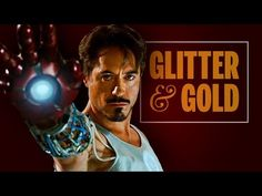 Best fuckin' fanvideo ever!  Glitter and gold, Marvel.  This guy is hilarious. :3 :3 Ding ding!