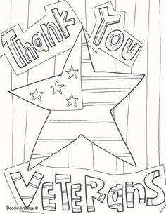 Veterans Day coloring pages from Doodle Art Alley. Print and Enjoy! - Veterans Day coloring pages from Doodle Art Alley. Print and Enjoy! Free Veterans Day, Veterans Day Images, Veterans Day Quotes, Veterans Day Thank You, Veterans Day Activities, Veterans Day Gifts, Veterans Day For Kids, Scout Activities, Holiday Activities