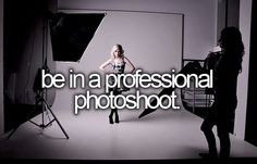 who doesn't want to be have their make-up and hair done and then look amazing in photos?