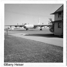 Chanute AFB B36- Used to live there when I was a kid!