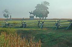 Gettysburg, PA ... one of the most interesting and awe-inspiring places I've ever visited!
