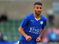 Riyad Mahrez dedicates PFA award to Claudio Ranieri, Leicester City teammates