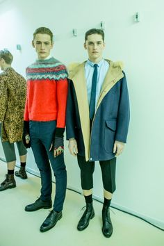 Carven AW13 by Kevin Tachman