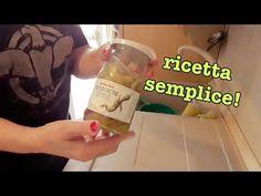 Peperoncini conditi alla bergamasca - YouTube