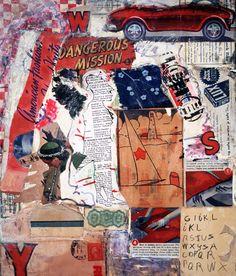 Dangerous Mission/Collage  http://www.rivaleviten.com/