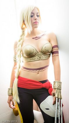 Vega, Street Fighter | NYCC 2013 #cosplay