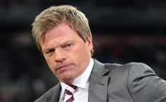 "Oliver Kahn: ""When the battle is hard, there comes a time in football when will, passion, discipline, aggression and even some dirt is required."""