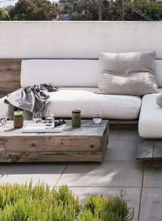 Spring terrace