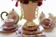 My Cozy Corner: Iris Tea Time