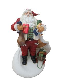Legend of Santa Claus Prince of Giving Ken Memoli Limited Edition Retired COA   $175.00 Free Shipping
