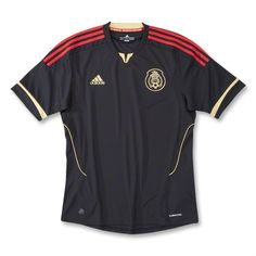 Mexico 11/12 Away Youth Soccer Jersey - WorldSoccerShop.com - GIFT for Mariam