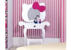Hello Kitty Mirror Set