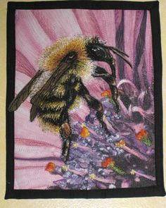 bee project on Craftsy.com It's really unbee-lievable!