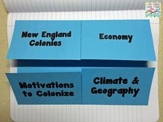 Math, Science, Social Studies......Oh, my!: Foldable Friday: 13 Colonies                                                                                                                                                                                 More