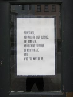 Very smart and casual sign taped on door.