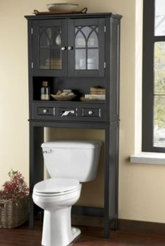 covington space saver this handsome space saver will fit over any standard toilet adding valuable space for storing towels and bathroom necessities