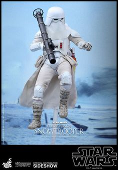 Star Wars Snowtrooper Deluxe Version 1/6 scale Figure by Hot Toys